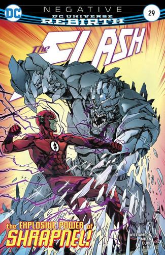 Flash #29 (2016- )(Rebirth)
