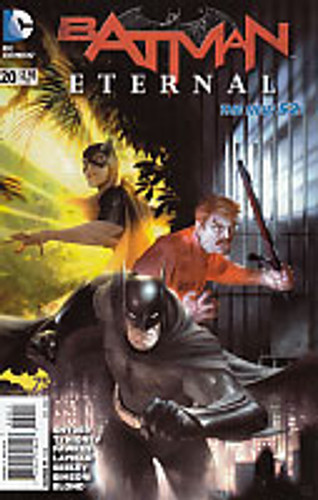 Batman: Eternal # 20