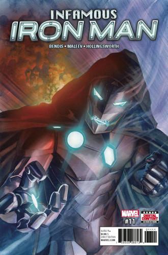 Infamous Iron Man #11 (2016- )