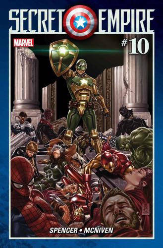 Secret Empire #10 (of 10) (2017)