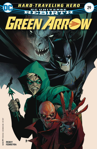 Green Arrow #29 (2016- )(Rebirth)