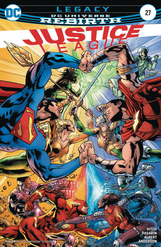 Justice League #27 (2016- )(Rebirth)