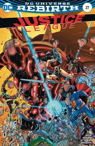 Justice League #27 (2016- )(Rebirth) Limited Variant