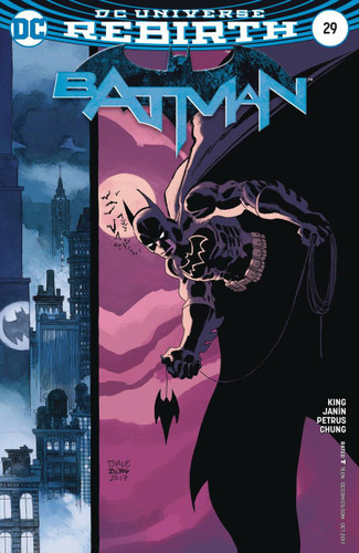 Batman #29 (2016- )(Rebirth) Limited Variant