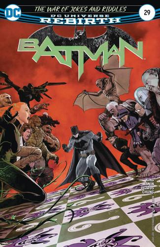 Batman #29 (2016- )(Rebirth)