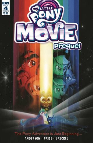 My Little Pony: The Movie Prequel #04 (2017)