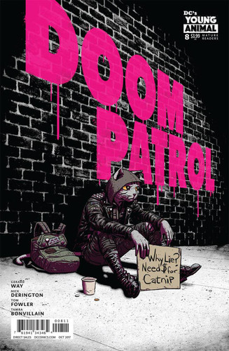 Doom Patrol #08 (2016- )