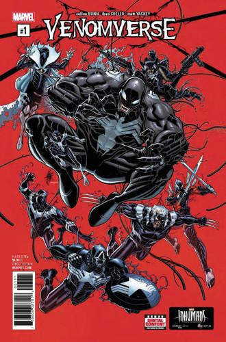 Venomverse #01 (of 5) (2017- )