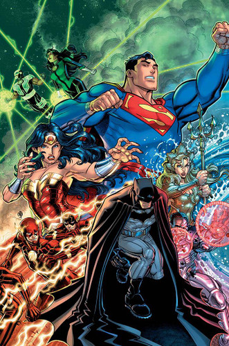 Justice League #28 (2016- )(Rebirth) Limited Variant