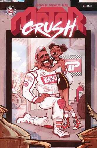 Motor Crush #06