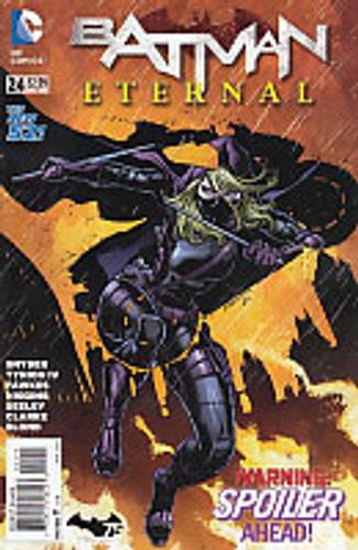 Batman: Eternal # 24