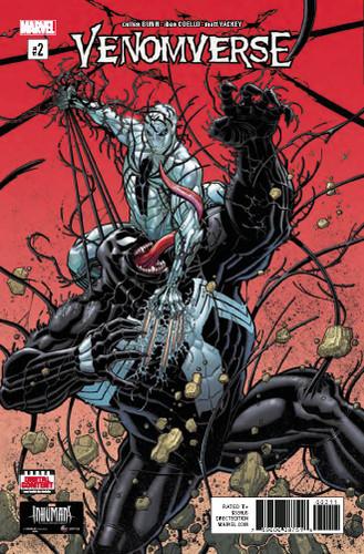 Venomverse #02 (of 5) (2017- )