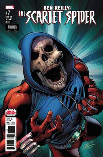 Ben Reilly: The Scarlet Spider #07 (2017- )
