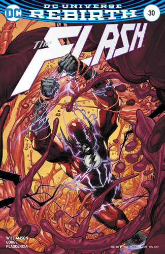 Flash #30 (2016- )(Rebirth) Limited Variant