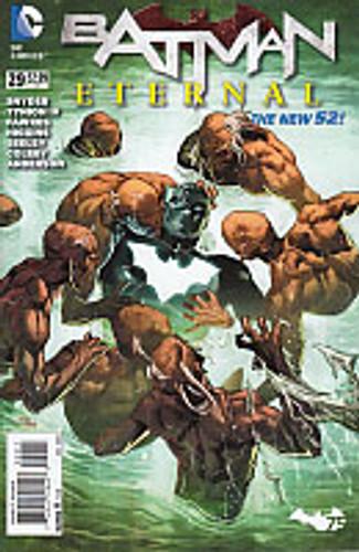 Batman: Eternal # 29
