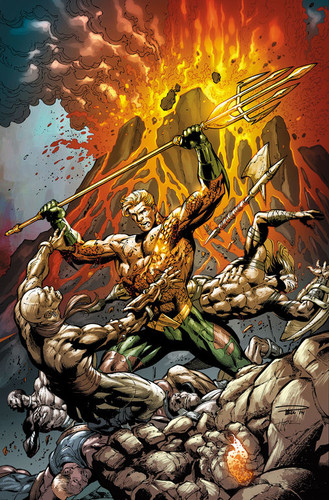 Aquaman # 40a