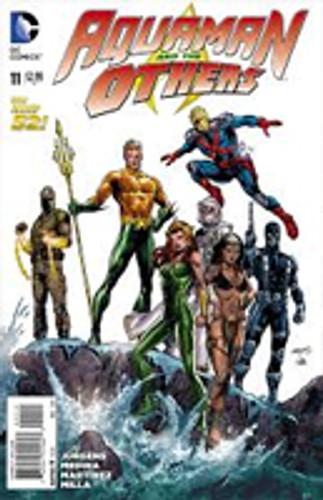 Aquaman & Others # 11