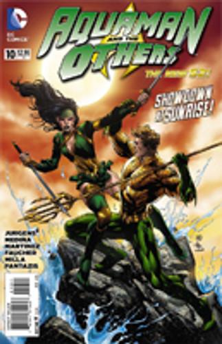 Aquaman & Others # 10