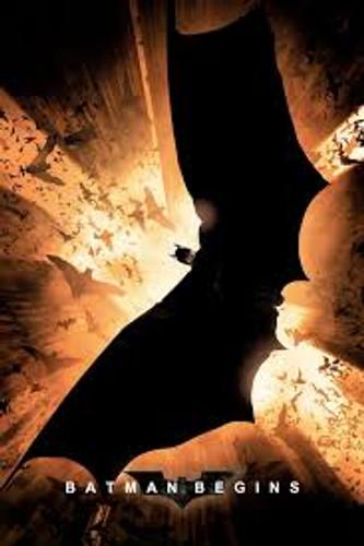 Batman Begins: The Official Movie Adaptation