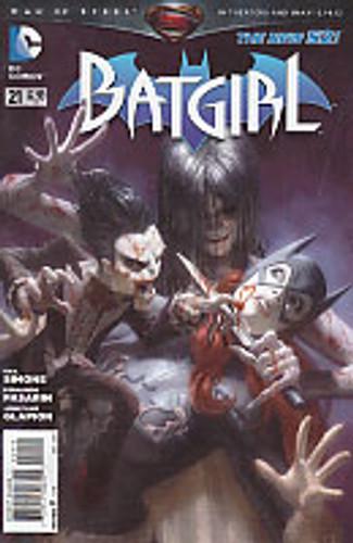 Batgirl # 21