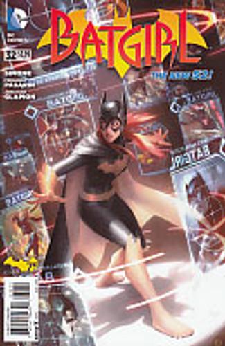 Batgirl # 32a