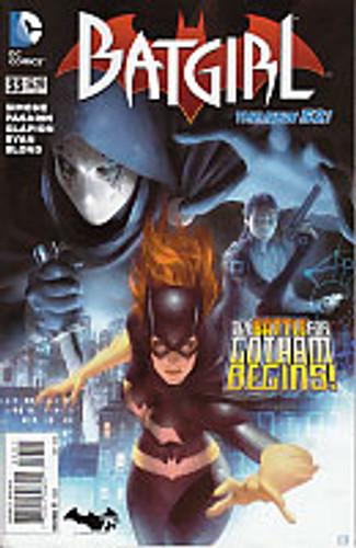 Batgirl # 33a