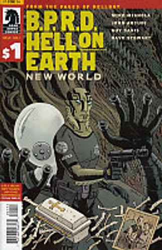 B.P.R.D. Hell on Earth: New World # 1