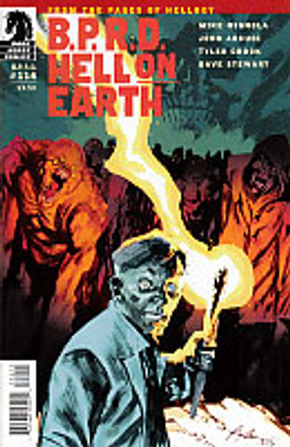 B.P.R.D. Hell on Earth # 114