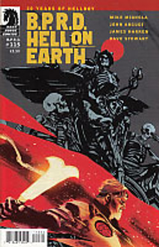 B.P.R.D. Hell on Earth # 115