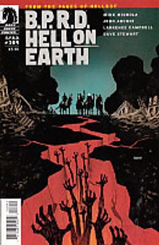 B.P.R.D. Hell on Earth # 109