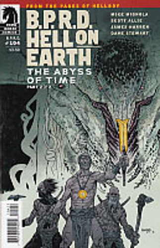 B.P.R.D. Hell on Earth # 104