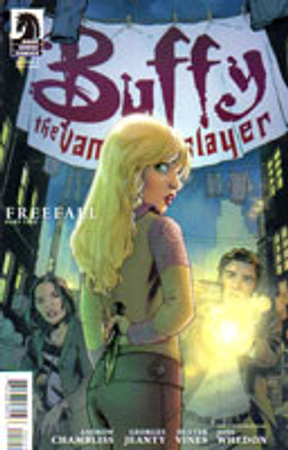 Buffy: The Vampire Slayer # 2b