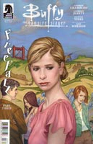 Buffy: The Vampire Slayer # 3a