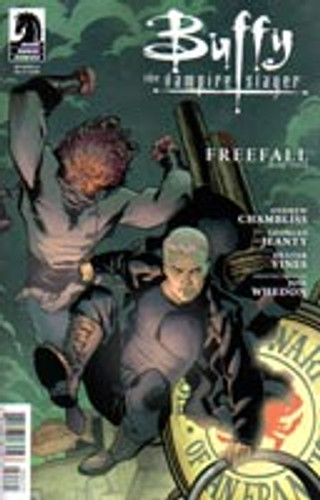 Buffy: The Vampire Slayer # 4a