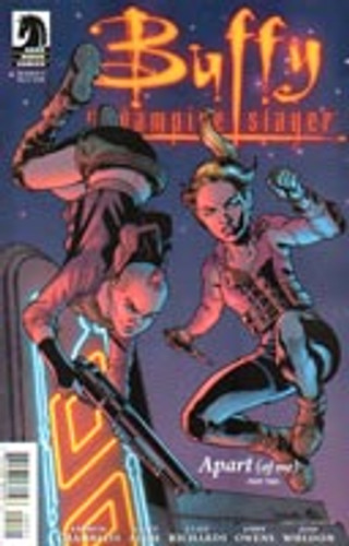 Buffy: The Vampire Slayer # 9b limited variant