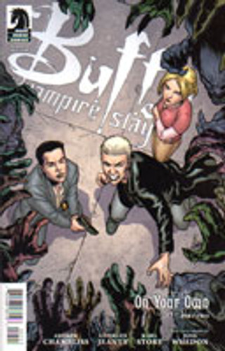 Buffy: The Vampire Slayer # 7b limited variant