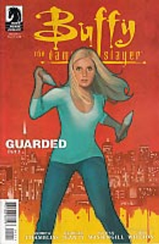 Buffy: The Vampire Slayer # 12a