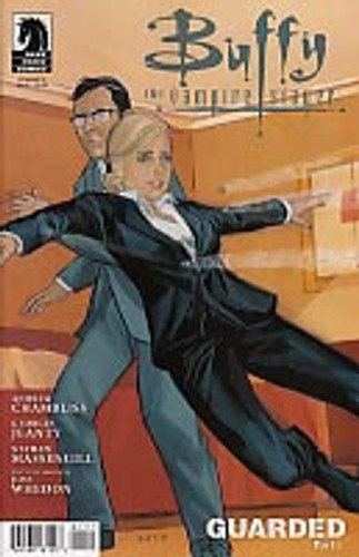 Buffy: The Vampire Slayer # 11a