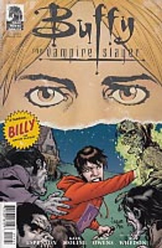 Buffy the Vampire Slayer # 14b limited variant