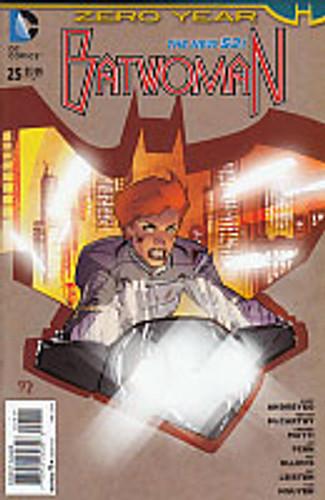 Batwoman # 25