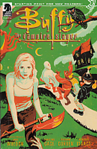 Buffy the Vampire Slayer Season 10 # 8a