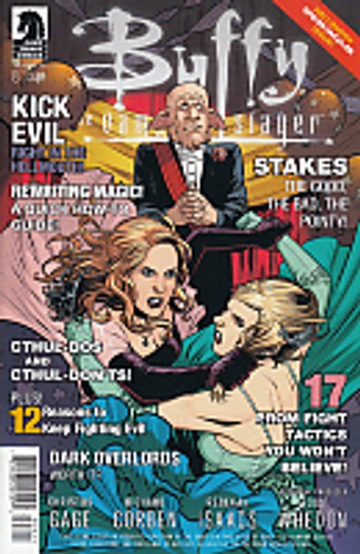 Buffy the Vampire Slayer Season 10 # 8b