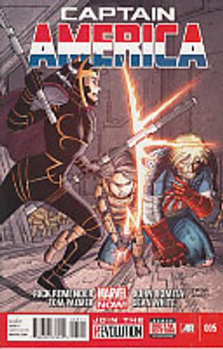 Captain America # 16a