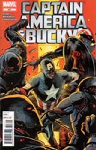 Captain America & Bucky # 627