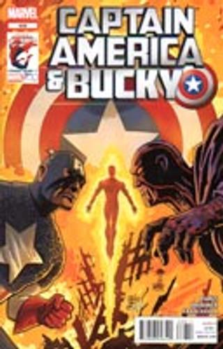 Captain America & Bucky # 628