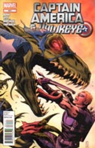 Captain America & Hawkeye # 631