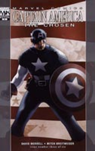 Captain America: The Chosen # 3b Limited Variant