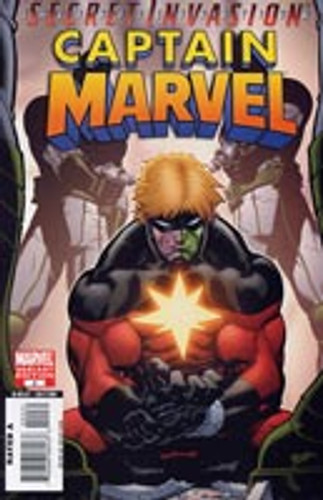 Captain Marvel Vol 1 # 4b (of 5) limited variant