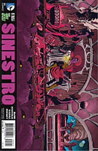 Sinestro # 8b Limited 'Darwyn Cooke' Variant