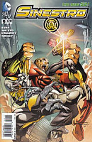 Sinestro # 9